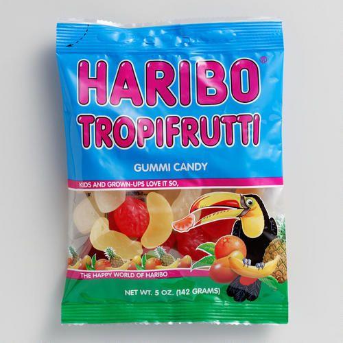 One of my favorite discoveries at WorldMarket.com: Haribo Tropifrutti