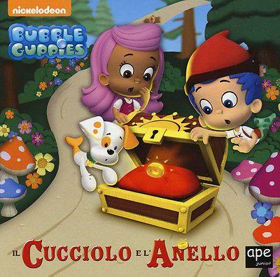 Il Cucciolo E L'Anello. Bubble Guppies - 9788861888722 Ape Junior