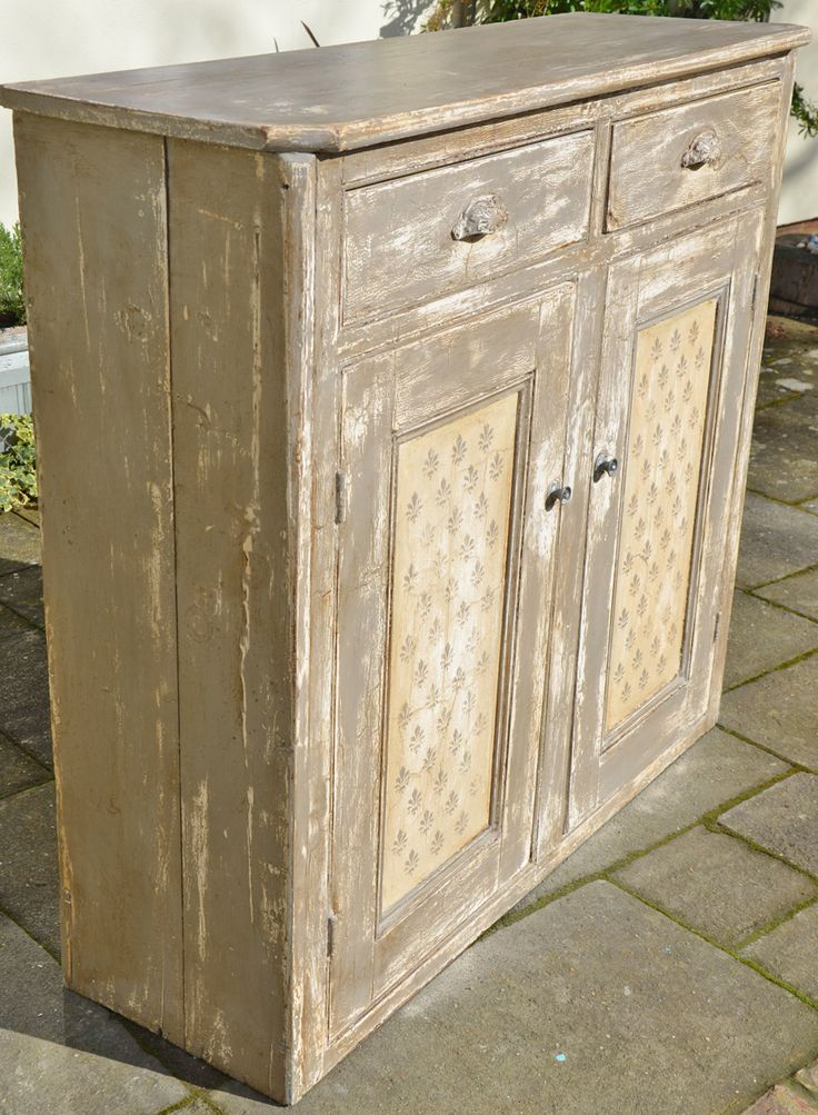 French Linen and Old Ochre by Annie Sloan #morethanpaint #ChalkPaint™ #dovetails #anniesloan
