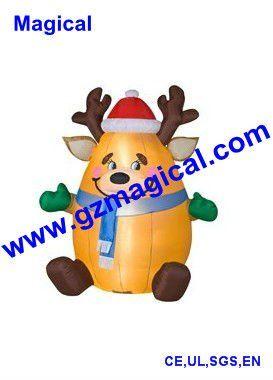 Santa inflatable Chubby