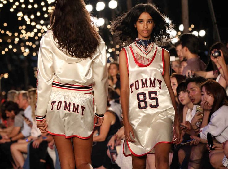 Tommy Hilfiger 2016 Fall Ready-To-Wear