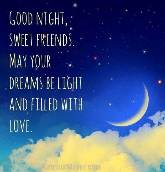 Goodnight my gorgeous followers! I love you all and hope ...