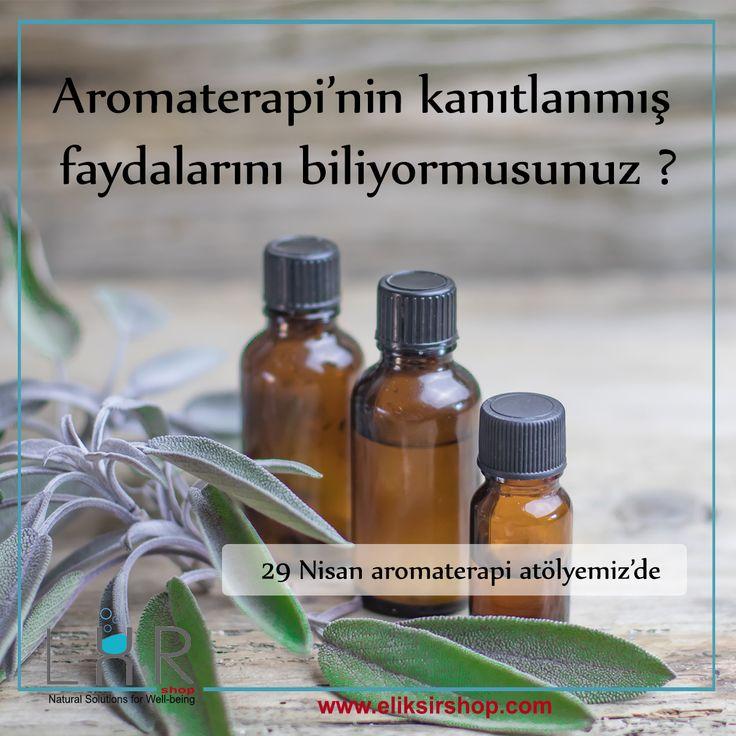 Aromaterapi'nin kanıtlanmış faydalarını biliyor musunuz ? 29 nisan aromaterapi atölyemiz de... Aromaterapi, alternatif tıp yöntemi olarak keşfedilmesinden neredeyse 5000 yıl önce bile Mısırlılar tarafından kullanılan bir tedaviydi. O zamanki kullanımında, aromalı bitkilerin demlenmesi ile elde edilen aromaterapi yağlarından, mumyalamada, kozmetikte ve tıbbi amaçlarla faydalanılmaktaydı. Bu bilginin Yunanlılara aktarılması, rahatlama, bazı çiçeklerin amberlerinin uyarıcı etkileri gibi yeni…