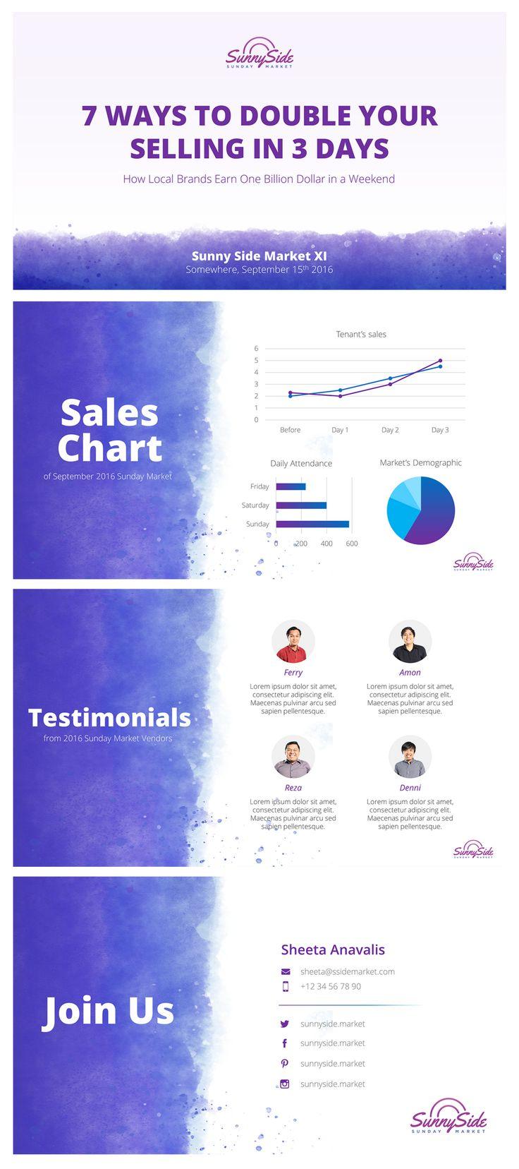 Watercolors: the undervalued presentation design technique. PowerPoint Design Inspiration