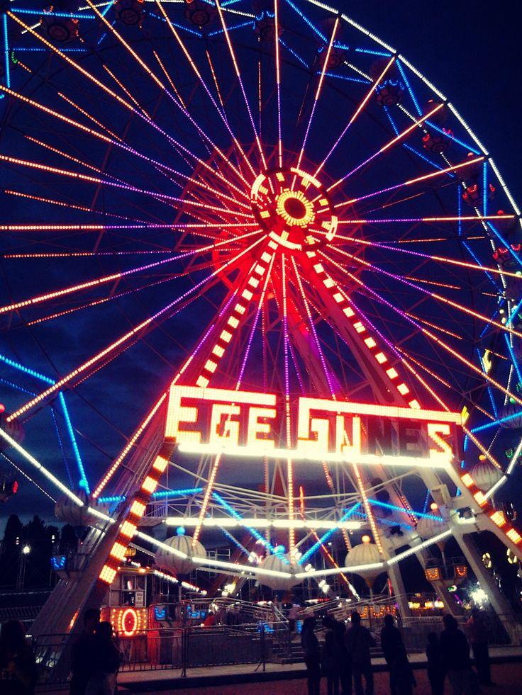 Ferris wheel-İzmir