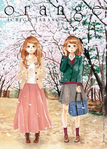 Manga - Manhwa - Orange - Ichigo Takano - Collector Vol.5