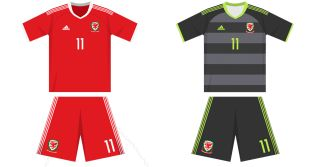 Wales Euro 2016 Squad Matches and Kit