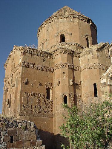 Armenian Church, Akdemar, Lake Van Turkey