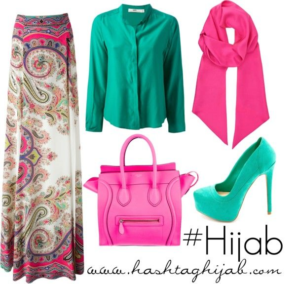 Hashtag Hijab Outfit #98