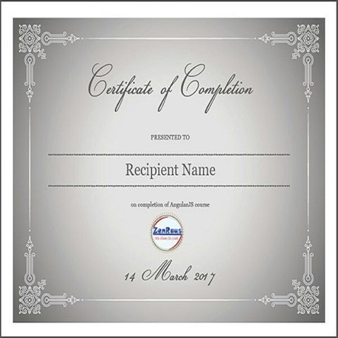 A course Completion Certificate along with an Experience Letter will be given to the candidates after successful completion of the training of each course.  #AngularJS #Testing #PHP #JavaScript #Python & #Django #WebDevelopment #MEANStack #HTML5 #JavaJ2EE #jQuery & #AJAX #Core #Java #Spring & #Hibernate #NodeJS and more.   Call 9916482106 | Check out http://ift.tt/2mFhumt