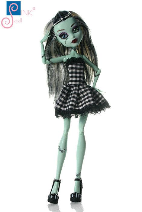 Monster High clothes dress: Cosmina by Pinkscroll on Etsy