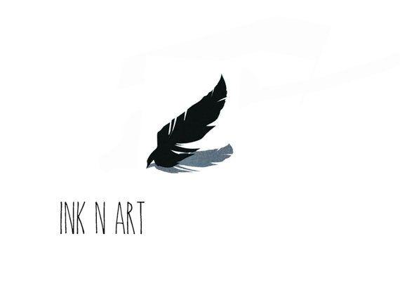 Hoi! Ik heb een geweldige listing gevonden op Etsy https://www.etsy.com/nl/listing/181840887/feather-tattoo-inknart-temporary-tattoo