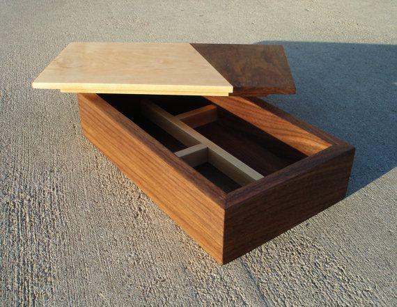 mid century modern Jewelry box