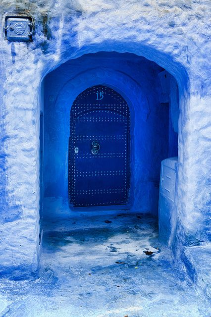 Chefchaouen, Chaoen, Marocco