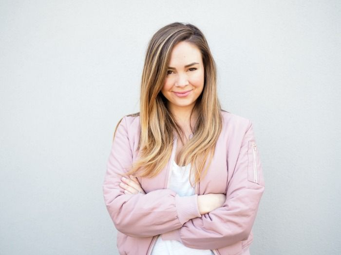 What Sonia Wore: The Bomber Jacket - Sonia Styling