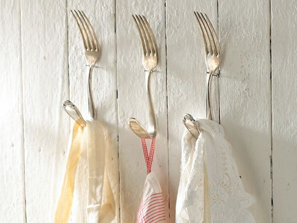 Küchendeko - kreative Ideen zum Selbermachen - kuechendeko-gabelhaken Rezept