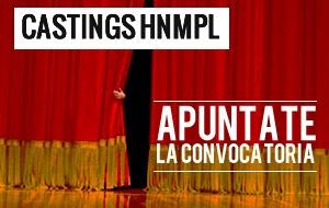 Castings para Hoy No Me Puedo Levantar - HNMPL - El musical con los éxitos de Mecano.