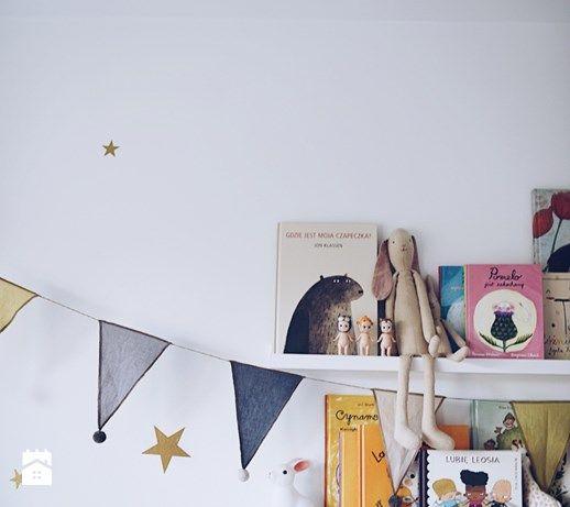 Pokój dziecka - zdjęcie od domsli22 kids room | scandi | scandinavian | vintage | boho style | home | inspiration | design | minimalism | children |