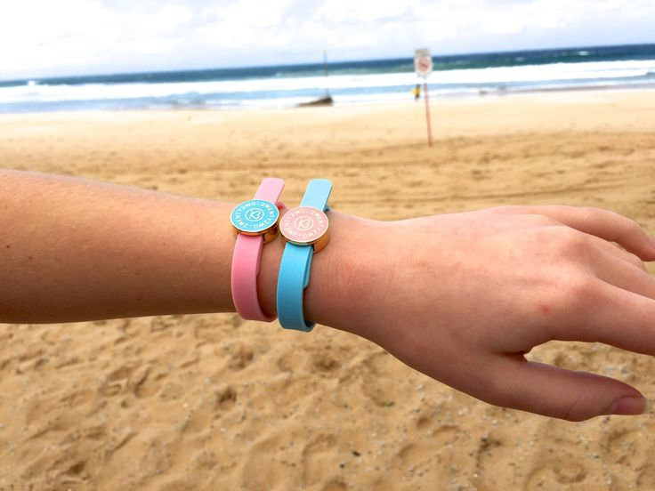 Get the latest look! Mix & match with our Ice Blue and Frangipani Pink silicone bracelets and high quality stainless steel clasp. Special price for twin pack $60 on 22sydney.com