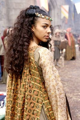 """Marsha Thomason, """"Black Knight"""", 2001  first movie I ever seen he in, gorgeous."""