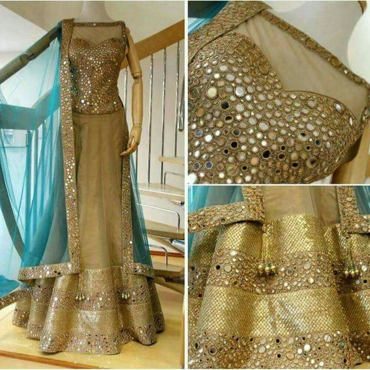 Bridal wear collection  Designer wear collection  Made to order in any shades you like  Price on request  Stitching…