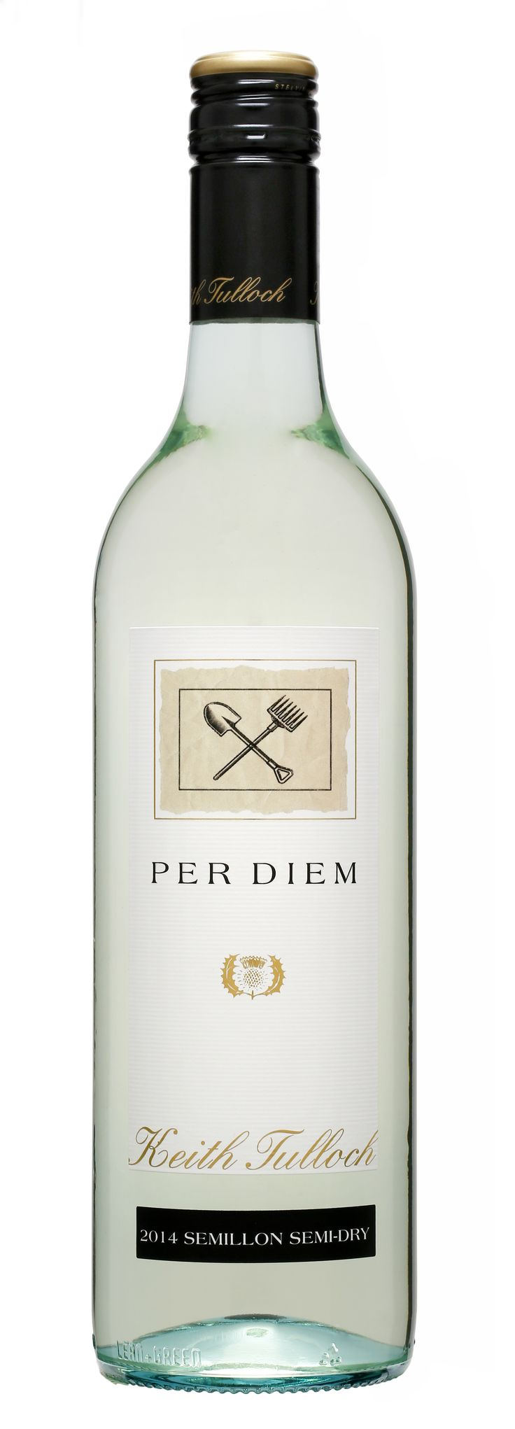 PERDIEM Semi Dry Semillon 2014,, aromas and flavours of passionfruit, apple  and lemon sorbet. Serve chilled!