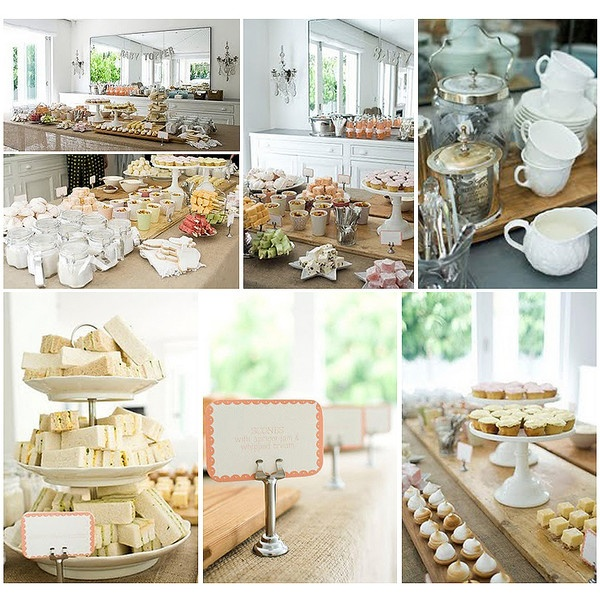 Rustic Baby Shower. . . Inspiration » Our Treasured Baby found on Polyvore