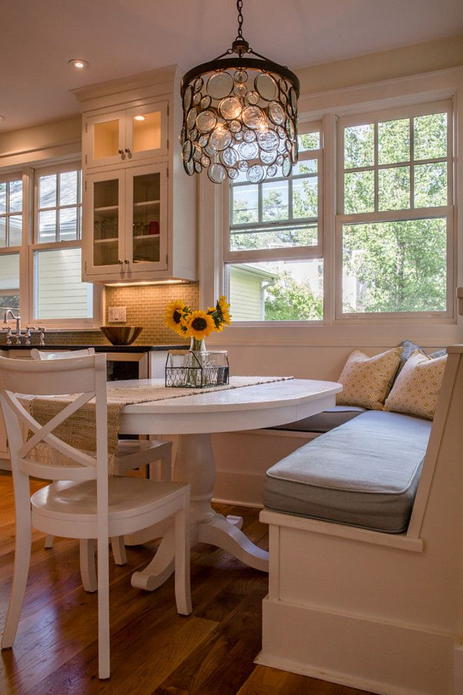 painted table and banquette 643 best Amazing