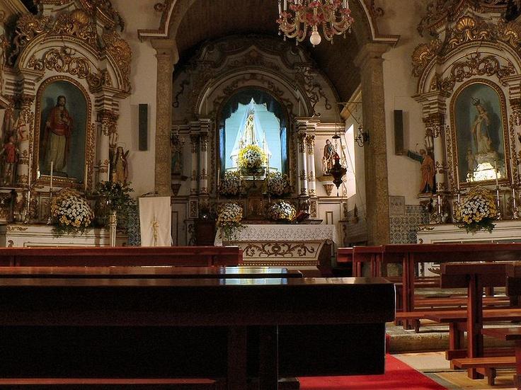 File:Igreja Matriz de Loriga - Altar.JPG