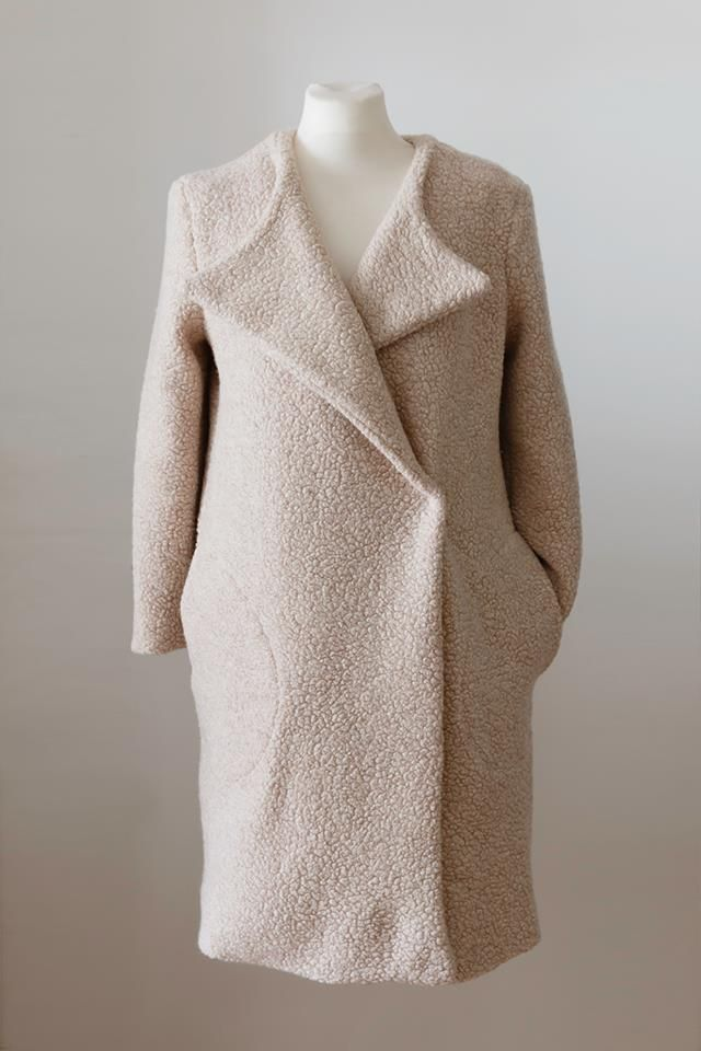 Teddy Coat via DIBA se DIVA. Click on the image to see more!