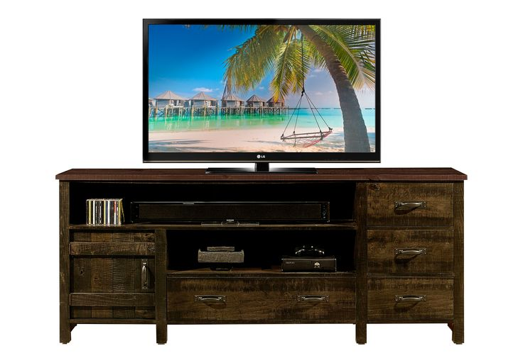 Picture Of Chattanooga 80 In Console From Tv Consoles Furniture Living Room Pinterest Tvs