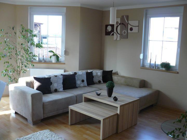Obývací pokoj - stolek