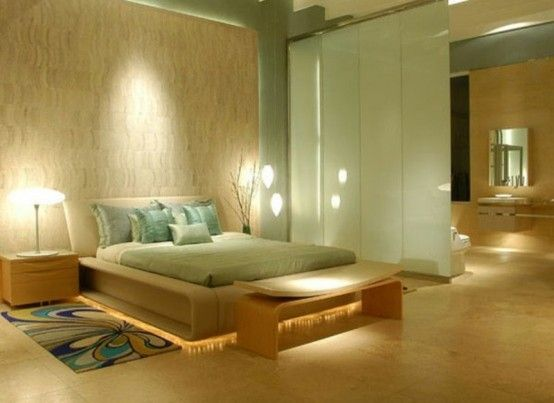 36 Relaxing  Zen Bedrooms OMG what I would do to sleep in one of these