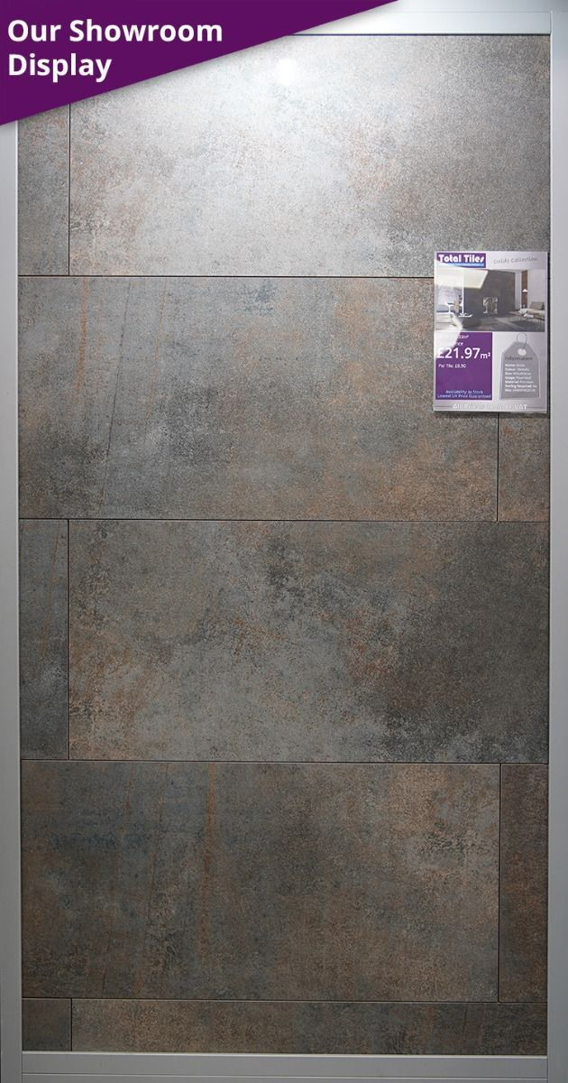 Oxido Rust Lappato Porcelain Wall And Floor Tile With Images