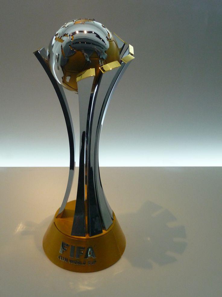 FIFA Club World Cup  -- Trophy (International clubs) http://en.wikipedia.org/wiki/FIFA_Club_World_Cup