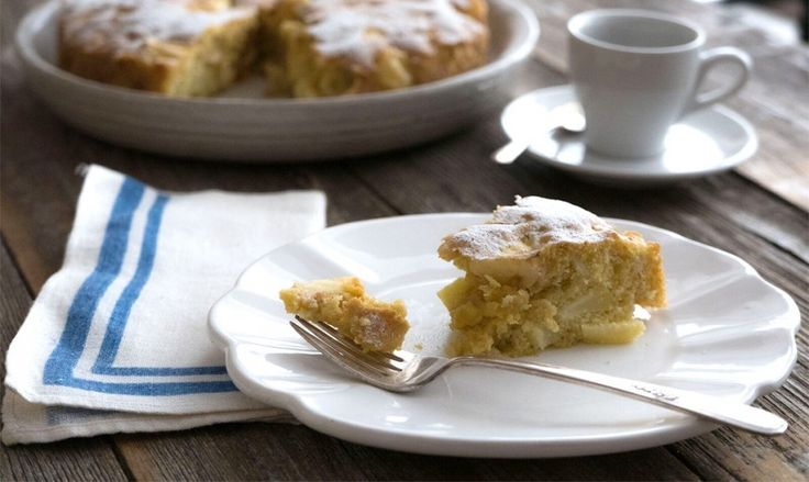 An Italian country cake for the season. From Italian Home Cooking: 125 Recipes to Comfort Your Soul, by Julia della Croce | Photo: Copyright Nathan Hoyt/Forktales 2015