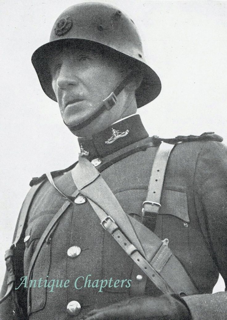 Irish Free State Army Michael Brennan 1934 2 Page Photo Article A902 | eBay