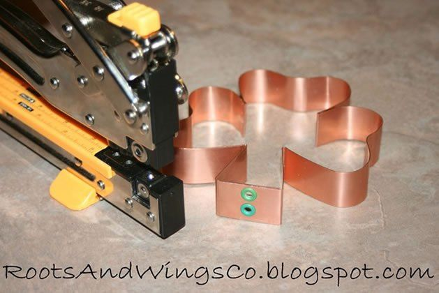 making Copper Cookie Cutters | How-To: Make Your Own Custom Copper Cookie Cutter | MAKE