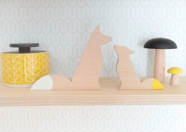 dekoracja_drewniana_foxy_żółte_briki