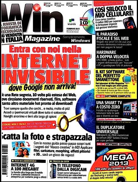 Win Magazine N.175 - Febbraio 2013 Italian | PDF | 132 Pages | 42 Mb