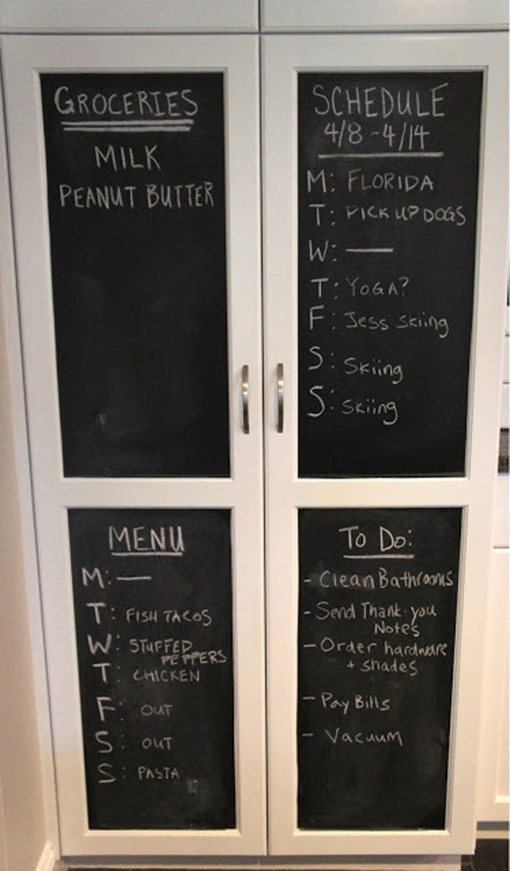 17 Best Ideas About Painted Pantry Doors On Pinterest