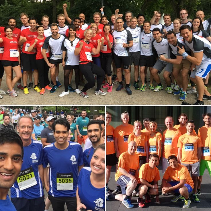 50 colleagues from our #Boston, #Berlin and #Frankfurt offices and from the Spielfeld Digital Hub recently joined the #jpmorgancorporatechallenge in Boston and Frankfurt and the #KKH Run in Berlin. The energetic team spirit brought two athletes in particular up to speed: Senior Consultant Ulf Narloch made it to the winner's podium in Berlin, and Nihar Suthar finished the Boston run in the top 12%.