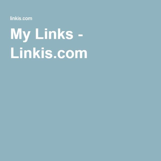 My Links - Linkis.com