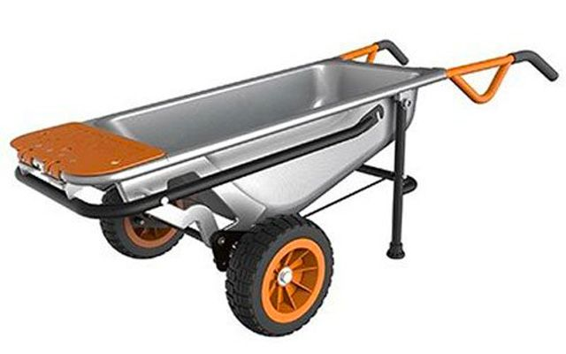 Top 10 Best 2 Wheel Wheelbarrows in 2017 -    Tired of using traditional methods to carry stuff to your job site or garden? This article gives you an insight of the top most rated 2 wheel wheelbarrows that area of high quality and great design to suit your needs. These products come with great features making them affordable for you to...