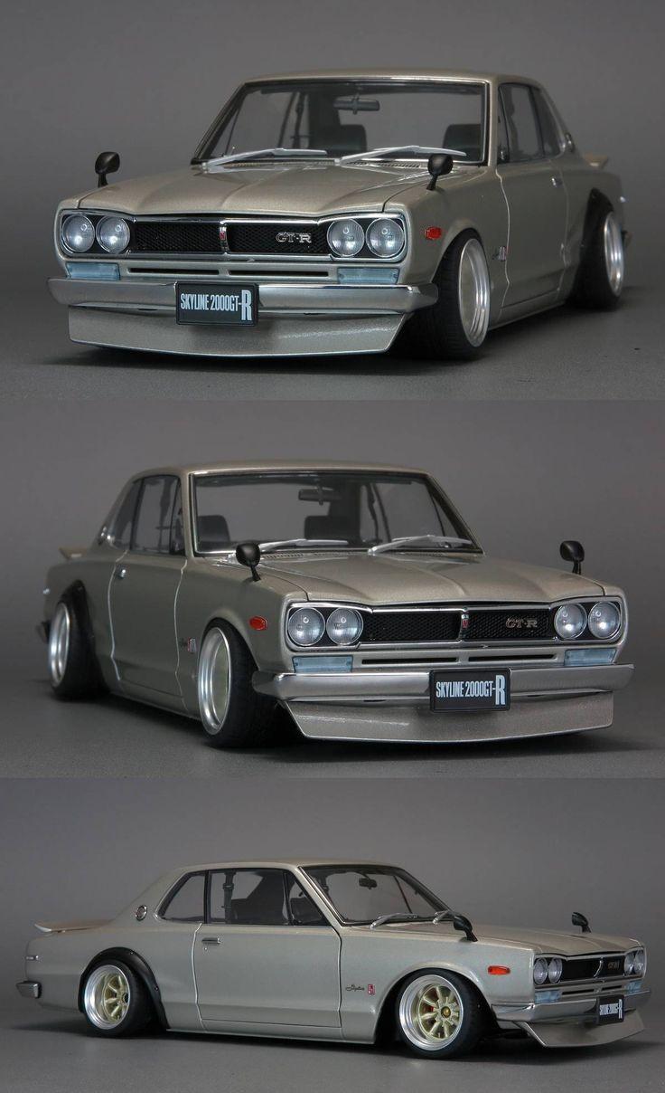 旧車 NISSAN Hakosuka GT-R ハコスカ 日産 C110 スカイライン
