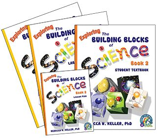 Homeschool science complete grade 2 hands-on curriculum textbook, teacher's manual, lab notebook, lesson plans, quizzes and FREE SHIPPING.