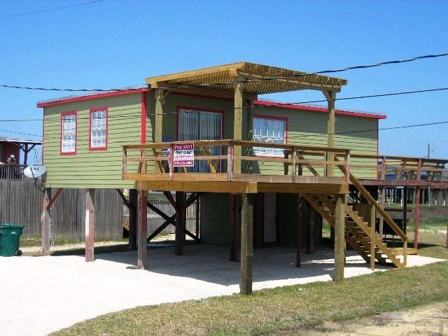 Coney Island - Texas Beach House Rentals in Surfside Beach