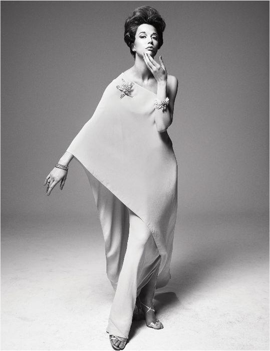 Raquel Zimmermann, New York City, 2011.Le foto iconiche di Steven Meisel - Style - Il Magazine Moda Uomo del Corriere della Sera