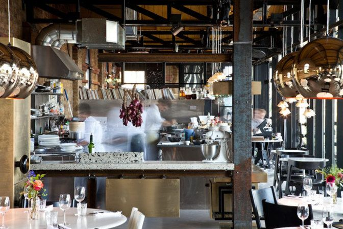 Dock Kitchen, Londres / Tom Dixon - Guide Fooding®