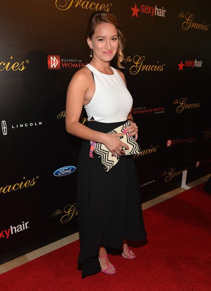 Katy Tur Photos Photos - Arrivals at the 39th Annual Gracie Awards ... Zimbio Arrivals at the 39th Annual Gracie Awards
